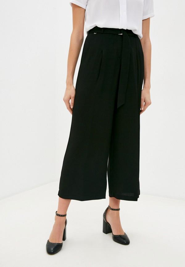 женские классические брюки manila grace, черные