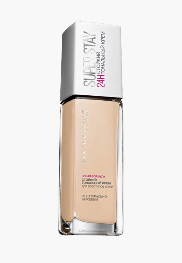 лучшая цена Тональный крем Maybelline New York Maybelline New York MA010LWATKM6