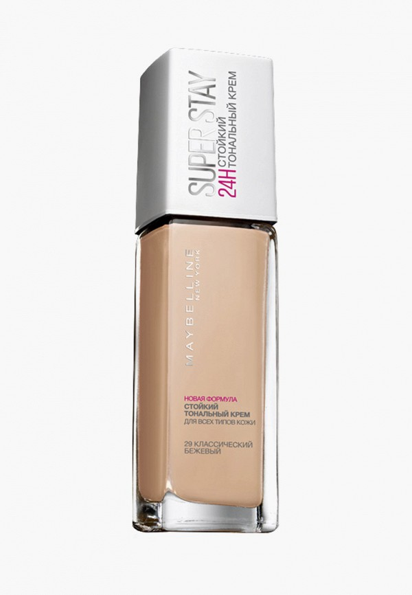 лучшая цена Тональный крем Maybelline New York Maybelline New York MA010LWATKN1