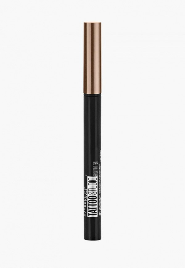 Тинт для бровей Maybelline New York Maybelline New York MA010LWCPHI7 помада maybelline new york maybelline new york ma010lwnex80