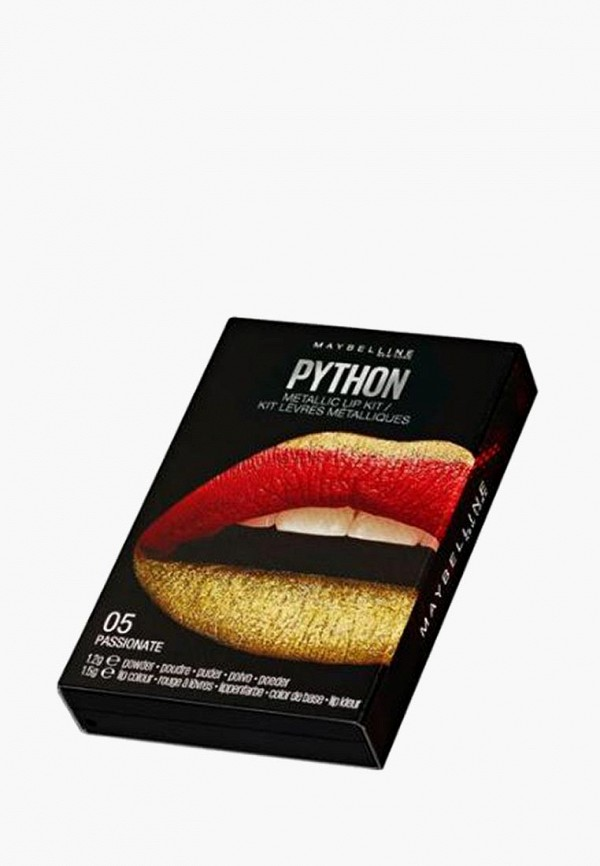 Палетка для губ Maybelline New York Maybelline New York MA010LWCPHJ4 для губ maybelline new york python metallic lip kit 40 цвет 40 untamed variant hex name 303030