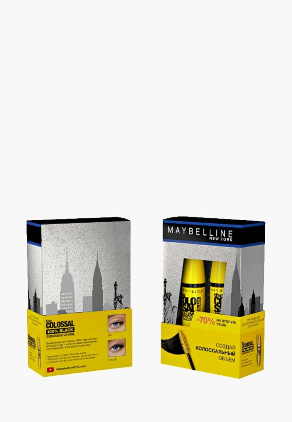 Набор для макияжа глаз Maybelline New York Maybelline New York MA010LWDVPB0 цена и фото