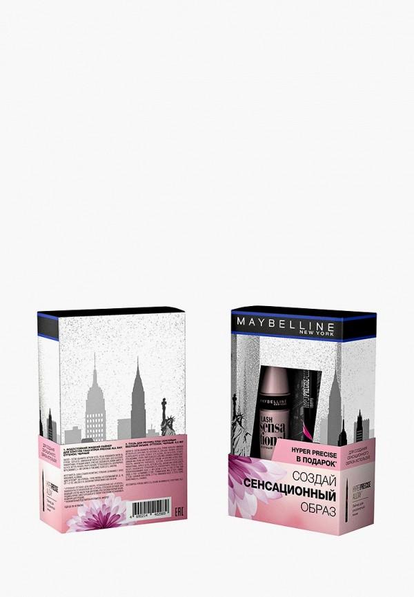 Набор для макияжа глаз Maybelline New York Maybelline New York MA010LWDVPB3 цена и фото