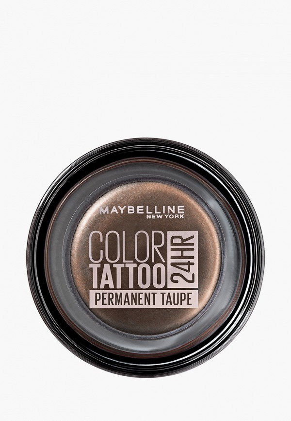 тени для век maybelline new york, коричневый