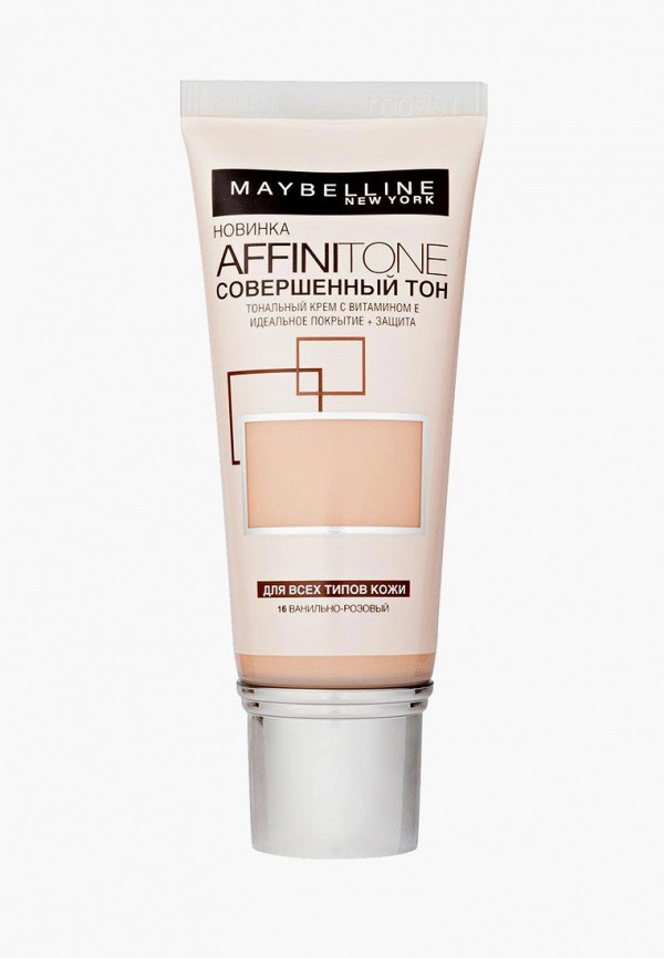 Тональный крем Maybelline New York Maybelline New York MA010LWFJT26 maybelline 150ml