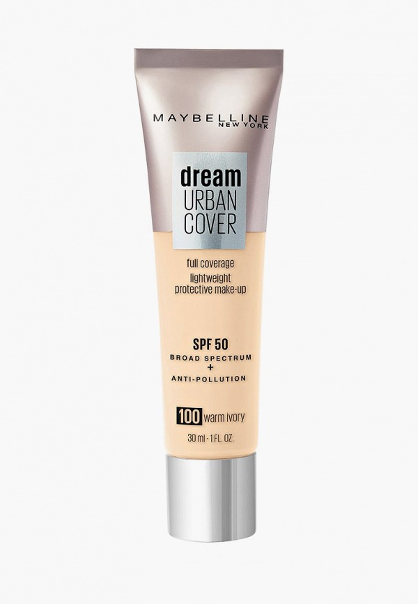 Тональный крем Maybelline New York Maybelline New York MA010LWGKMC6 bb крем maybelline new york maybelline new york ma010lwfjt69