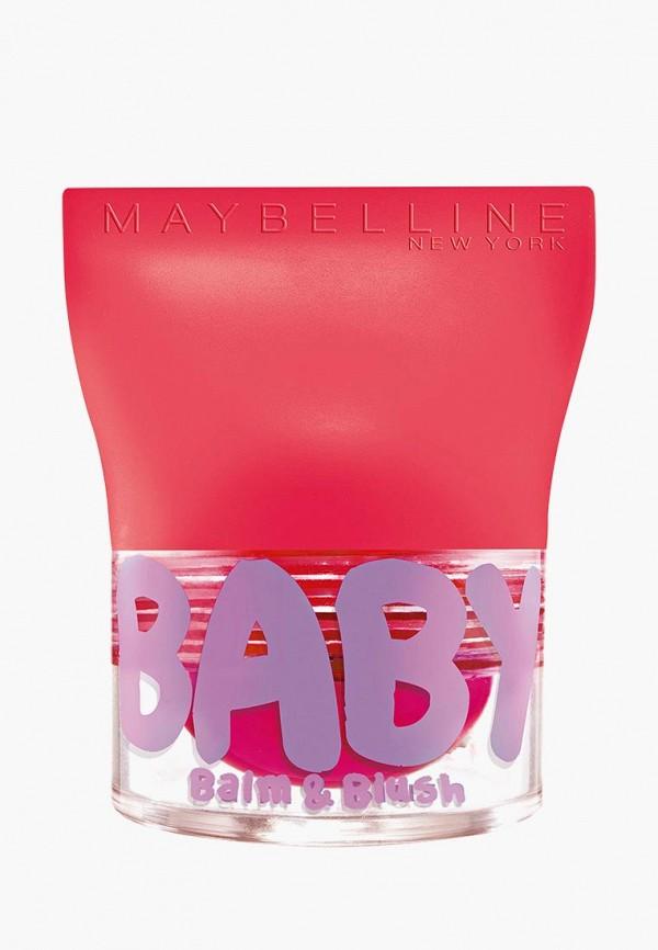Бальзам для губ Maybelline New York Maybelline New York MA010LWKEJ54 для губ maybelline new york color drama lip contour palette 01 цвет 01 crimson vixen variant hex name d70728