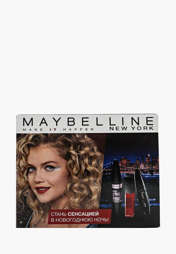 Набор косметики Maybelline New York Maybelline New York MA010LWPKJ28 цена и фото