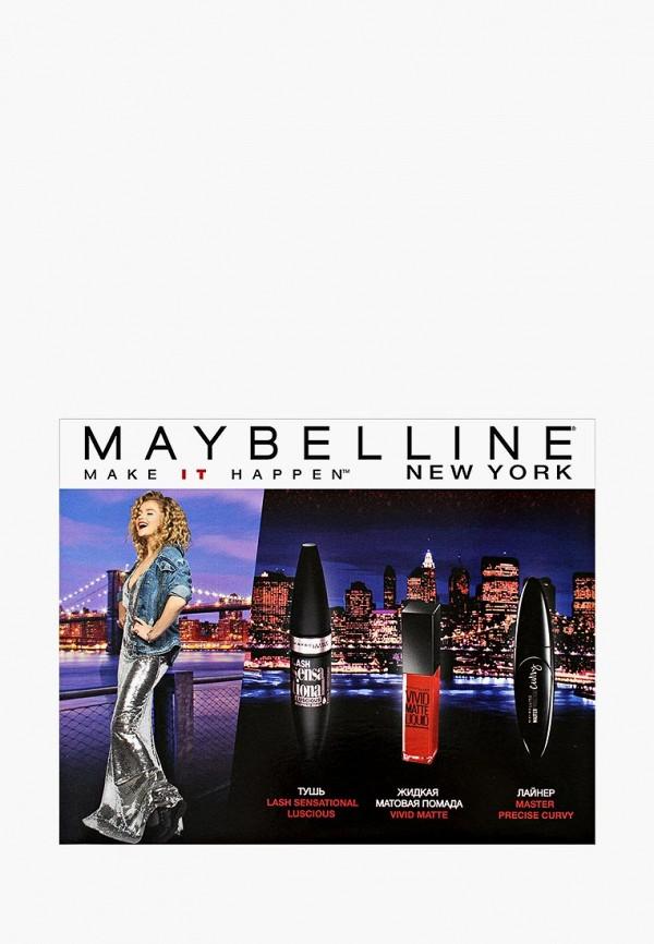 Набор косметики Maybelline New York Maybelline New York MA010LWPKJ28 цена и фото