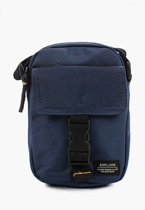 сумка mango kids для мальчика, синяя