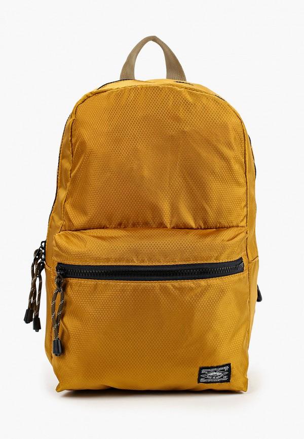 рюкзак mango kids для мальчика, желтый