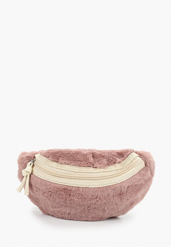 сумка mango kids для девочки, розовая