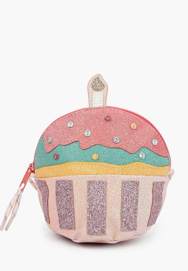 сумка mango kids для девочки, разноцветная