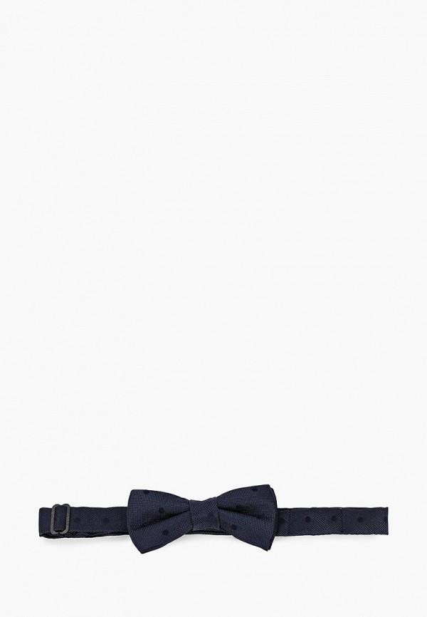 галстуки и бабочки mango kids для мальчика, синие