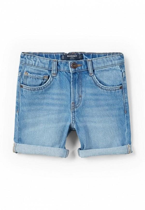 Шорты джинсовые Mango Kids Mango Kids MA018EBAFMW2