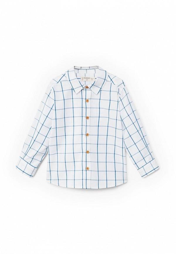 Рубашка Mango Kids Mango Kids MA018EBAQTI3 рубашка mango kids mango kids ma018ebbkdg0