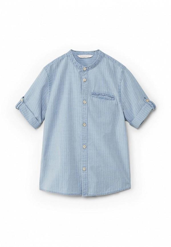 Рубашка Mango Kids Mango Kids MA018EBAQVH5 свитшоты mango kids свитшот nobo