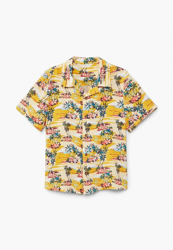 Рубашка Mango Kids Mango Kids MA018EBBLFJ8 рубашка mango kids mango kids ma018ebbkdg0