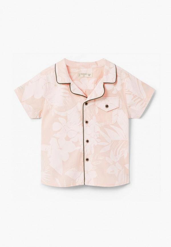 Рубашка Mango Kids Mango Kids MA018EBBMEE4 рубашка mango kids mango kids ma018ebbkdg0