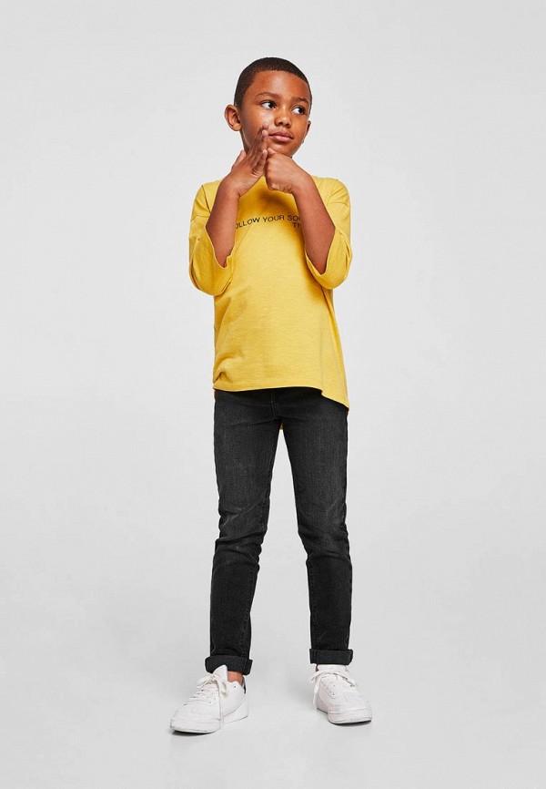 Джинсы для мальчика Mango Kids 33910587 Фото 3