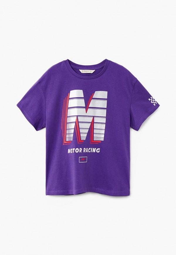 Футболка Mango Kids Mango Kids MA018EBBVKM4 футболка mango kids mango kids ma018egbwnn2