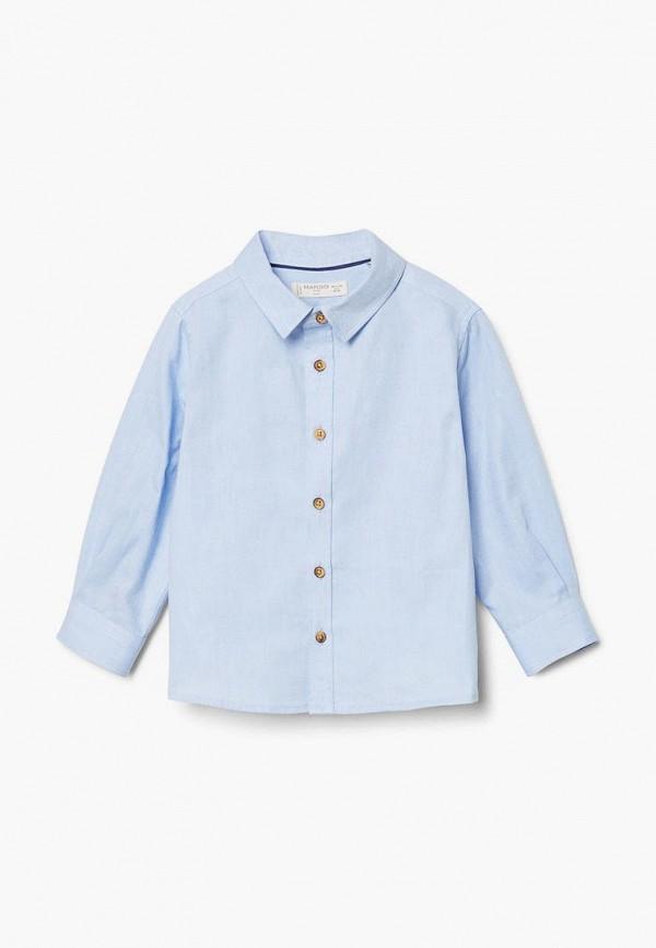 Рубашка Mango Kids Mango Kids MA018EBCBVA5 рубашка mango kids mango kids ma018ebbkdg0