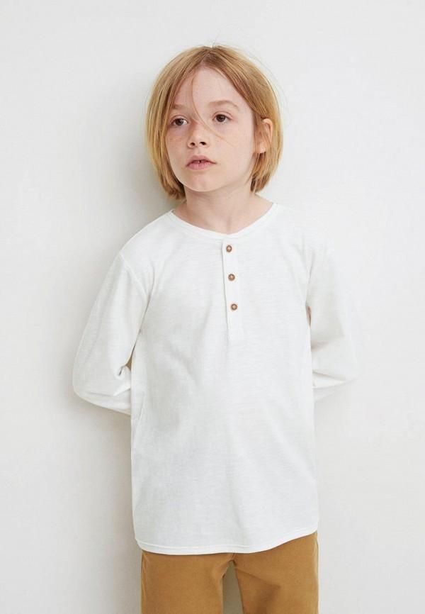 Лонгслив для мальчика Mango Kids 33050697 Фото 3