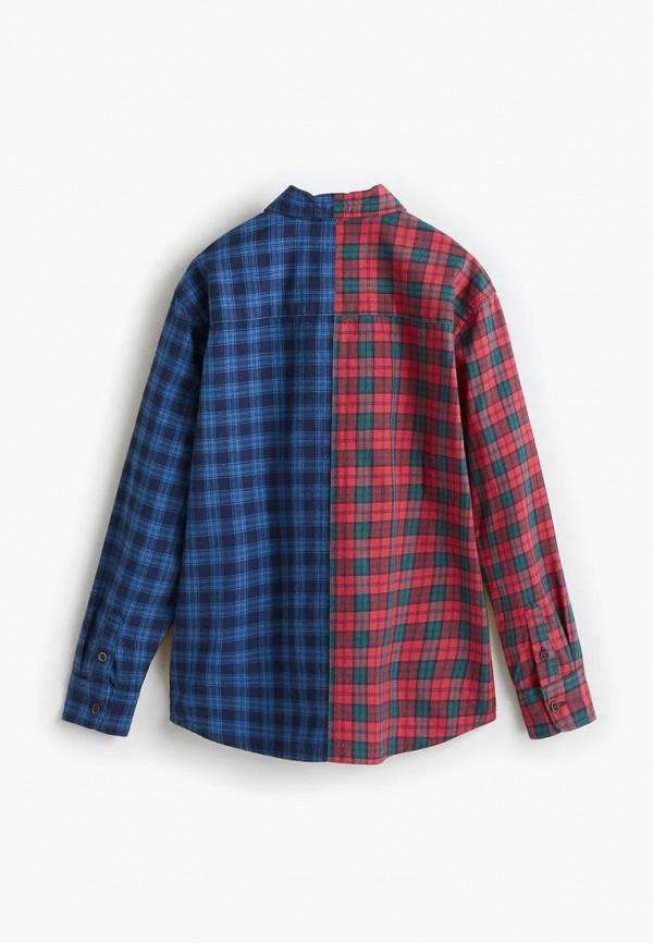 Рубашка для мальчика Mango Kids 33053743 Фото 2