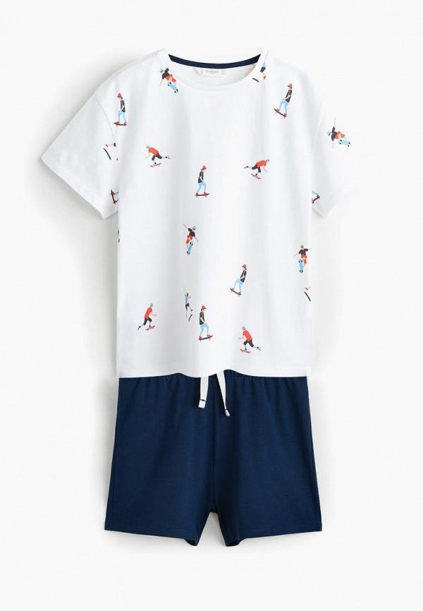 Пижама Mango Kids Mango Kids MA018EBDYBL2 incity kids пижама