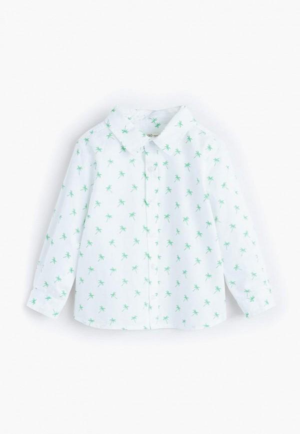 где купить Рубашка Mango Kids Mango Kids MA018EBEIJY7 дешево