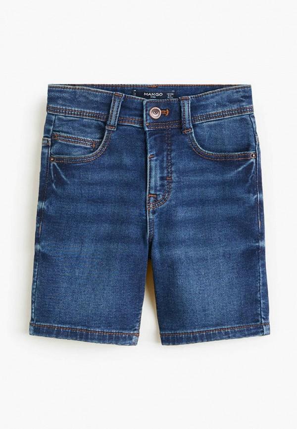 Шорты джинсовые Mango Kids Mango Kids MA018EBEOEX6 шорты mango kids mango kids ma018egafgy1