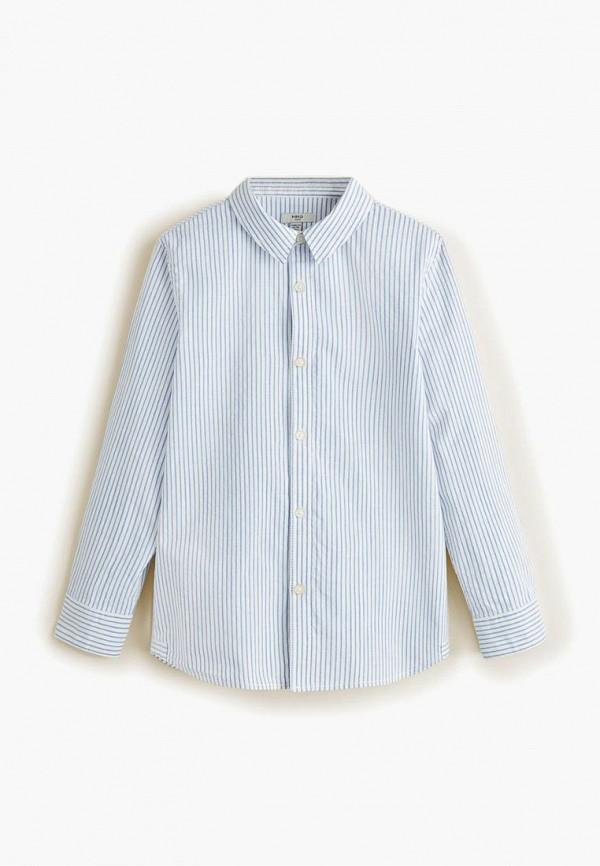 где купить Рубашка Mango Kids Mango Kids MA018EBEYPO2 дешево