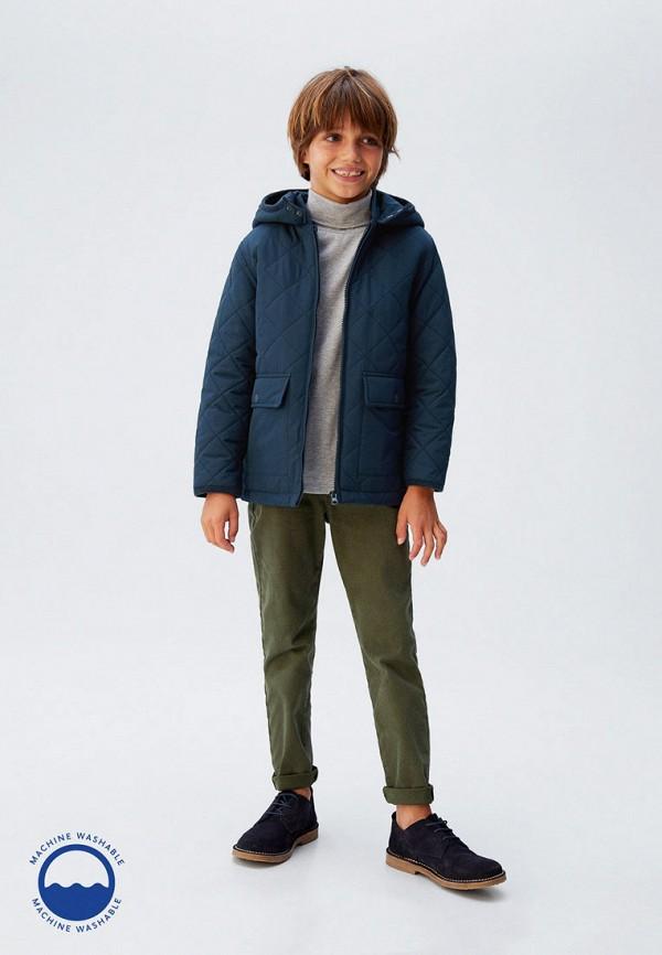 Куртка утепленная Mango Kids Mango Kids MA018EBGDEO7 куртка джинсовая mango kids mango kids ma018ebiiqx2