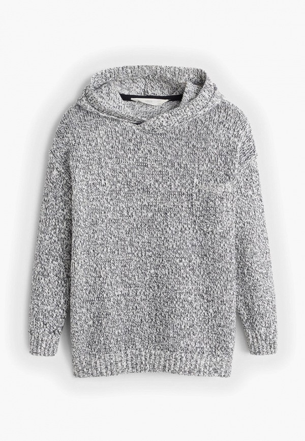 свитер mango kids для мальчика, серый