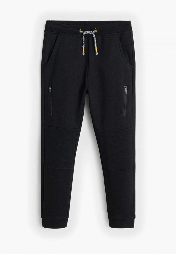 спортивные спортивные брюки mango kids для мальчика, черные