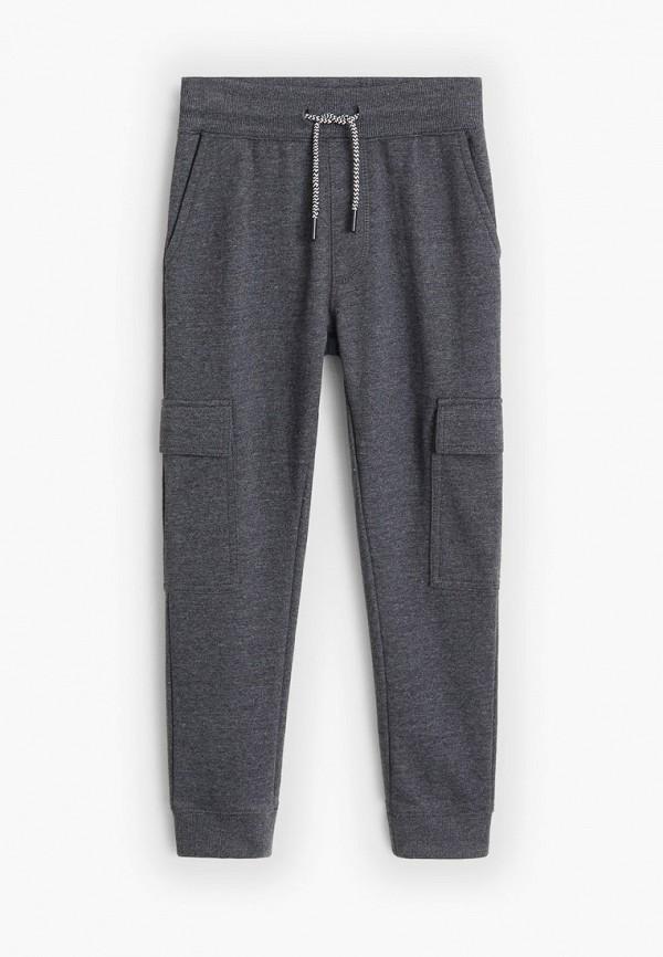 спортивные спортивные брюки mango kids для мальчика, серые