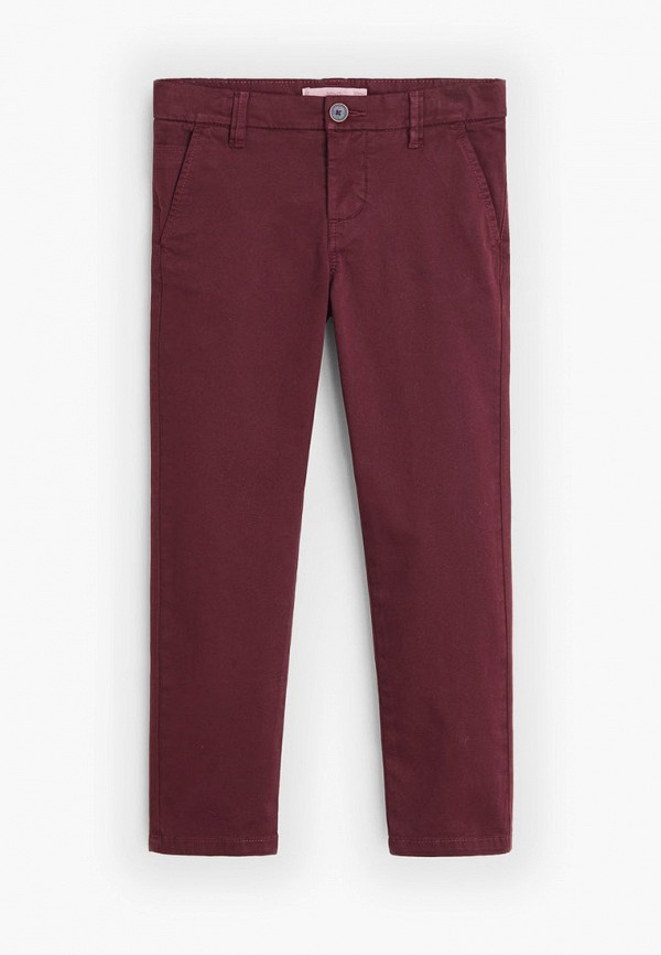 брюки mango kids для мальчика, красные