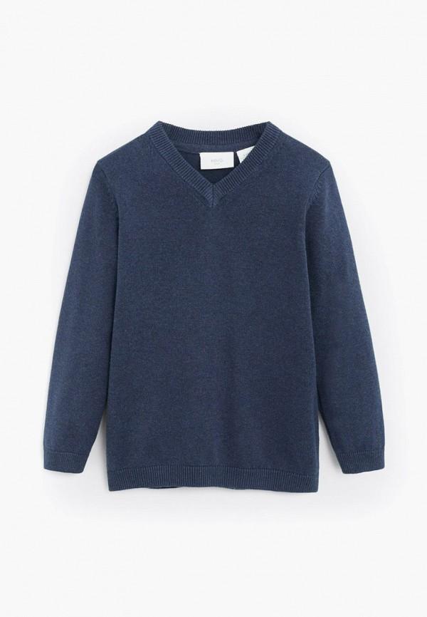 Пуловер Mango Kids Mango Kids 67084398 синий фото