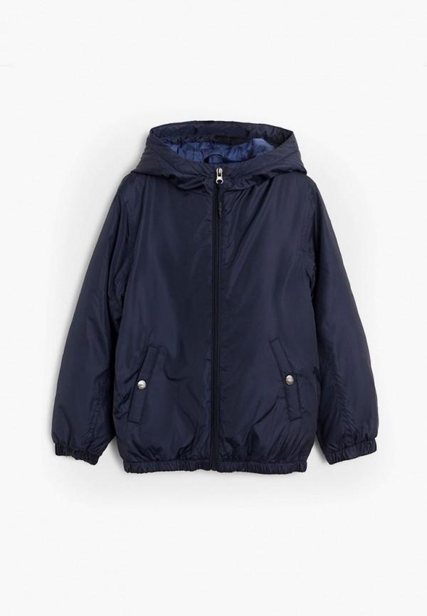 куртка mango kids для мальчика
