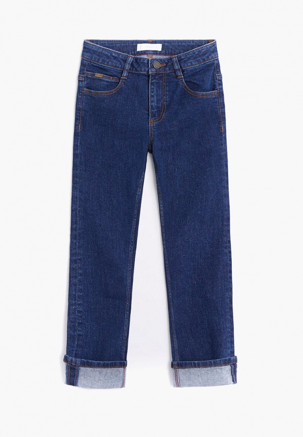 джинсы mango kids для мальчика, синие