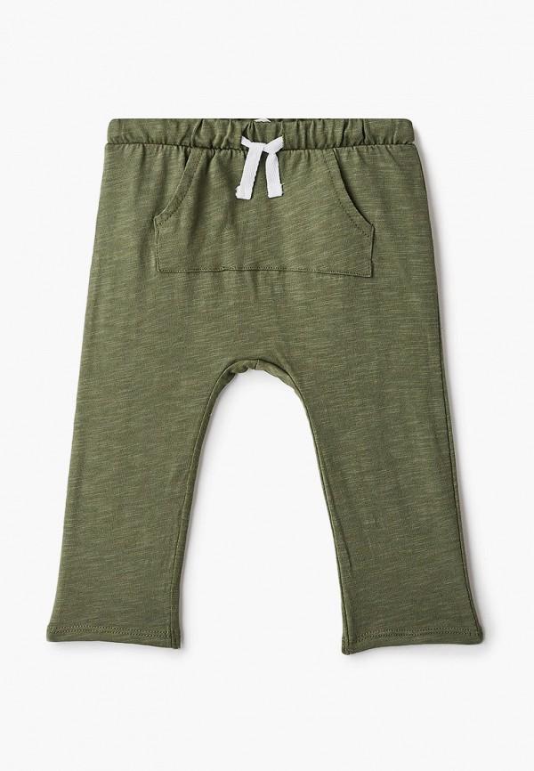 брюки mango kids для мальчика, хаки