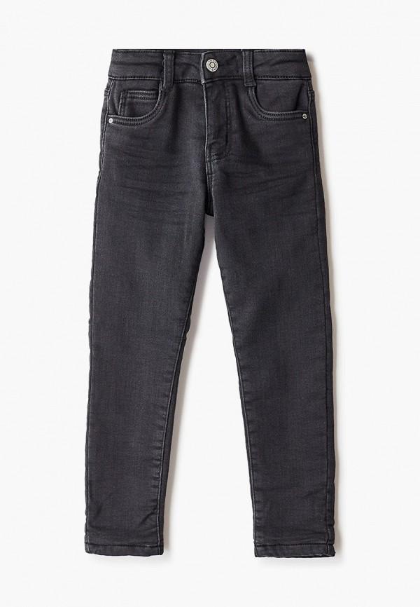 джинсы mango kids для мальчика, черные