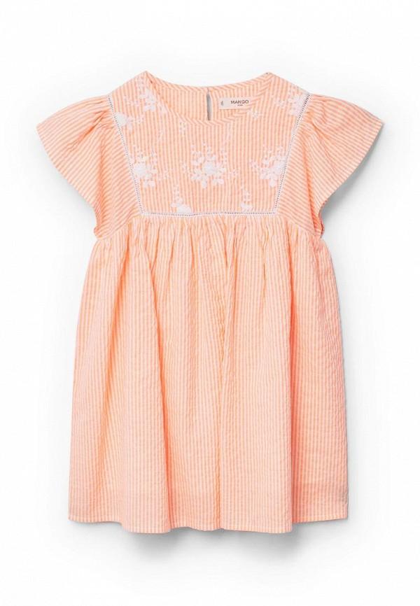 Платье Mango Kids Mango Kids MA018EGAFGD6 платье mango kids mango kids ma018egafgd6