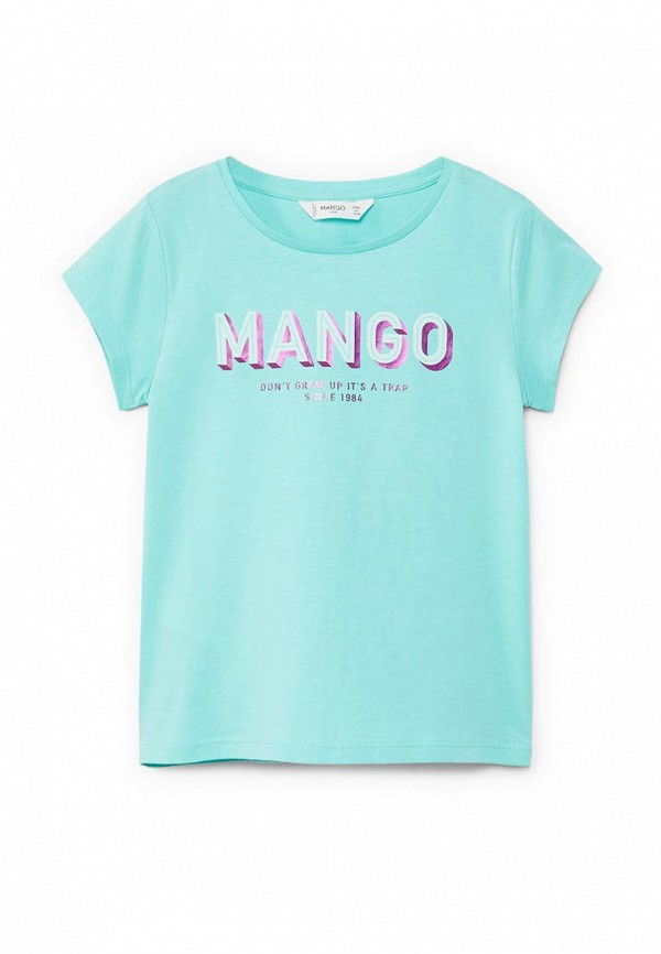Футболка Mango Kids