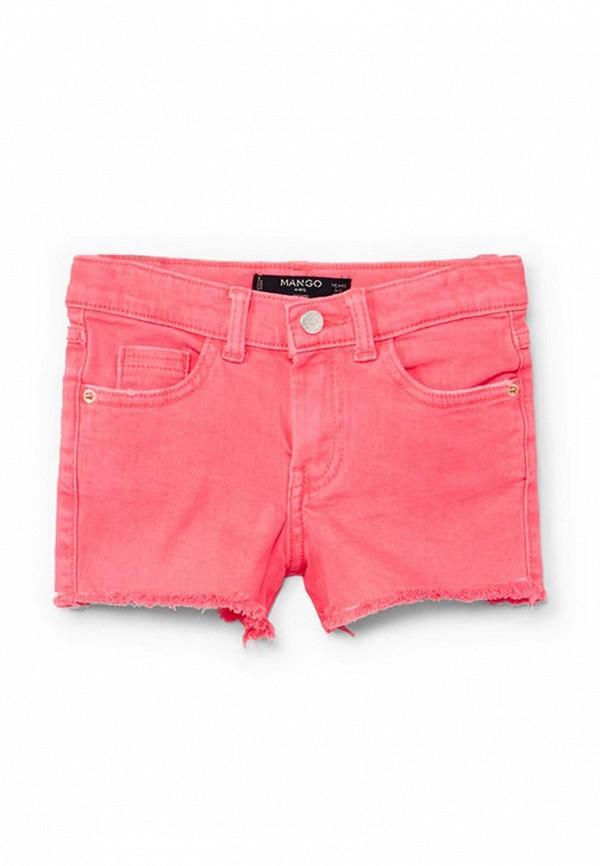 Шорты джинсовые Mango Kids Mango Kids MA018EGAFMQ5 шорты джинсовые karl lagerfeld kids шорты джинсовые