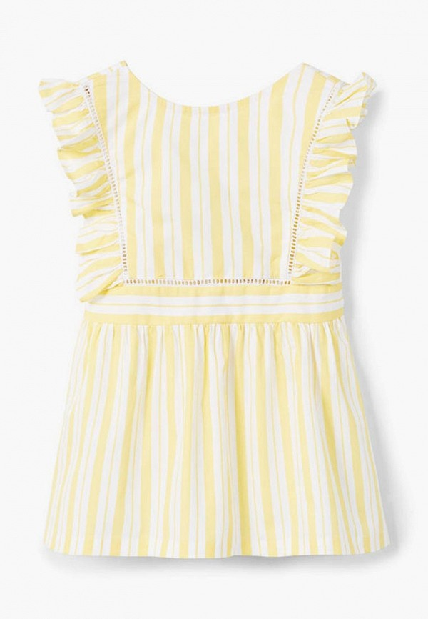 Платье Mango Kids Mango Kids MA018EGBJOL4 платье mango kids mango kids ma018egafgd6