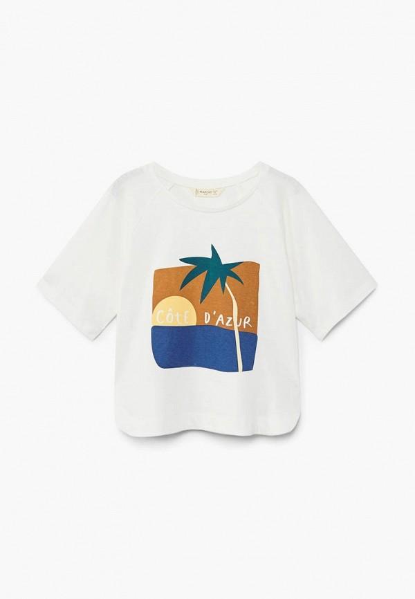 Футболка Mango Kids Mango Kids MA018EGBVIJ2 футболка mango kids mango kids ma018egbwnn2
