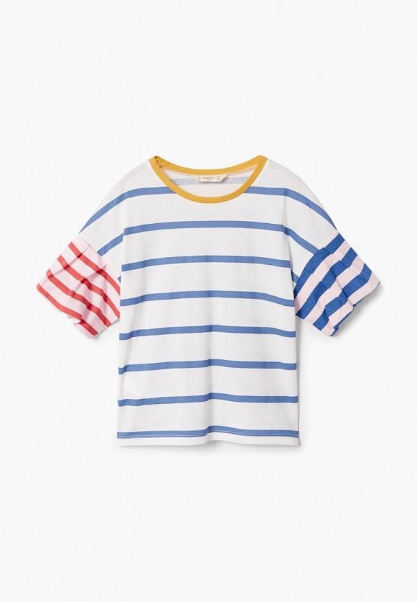 Футболка Mango Kids Mango Kids MA018EGBWNN0 футболка mango kids mango kids ma018ebcaqg5