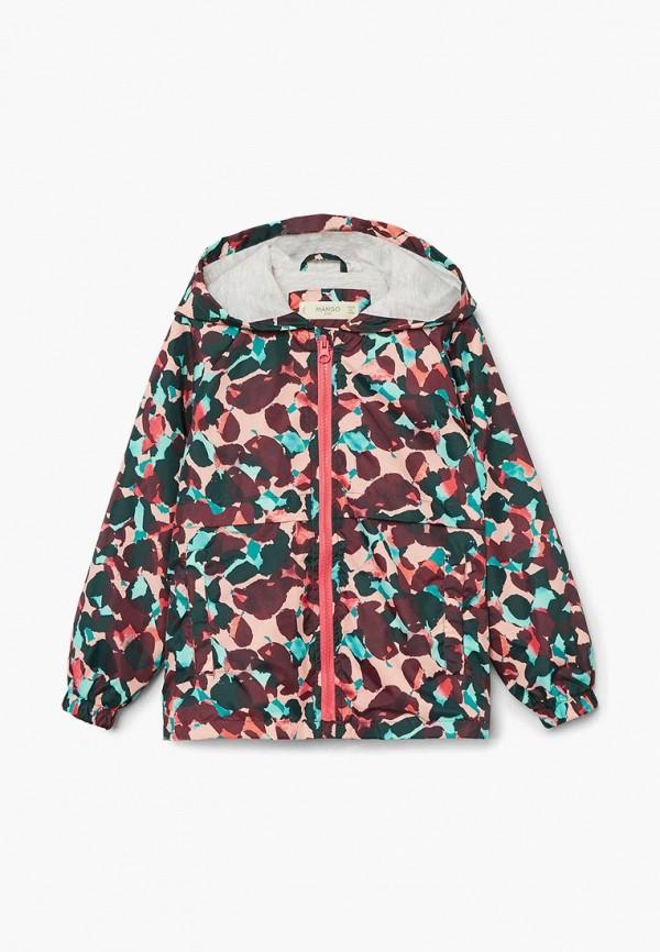Куртка для девочки Mango Kids 33060524