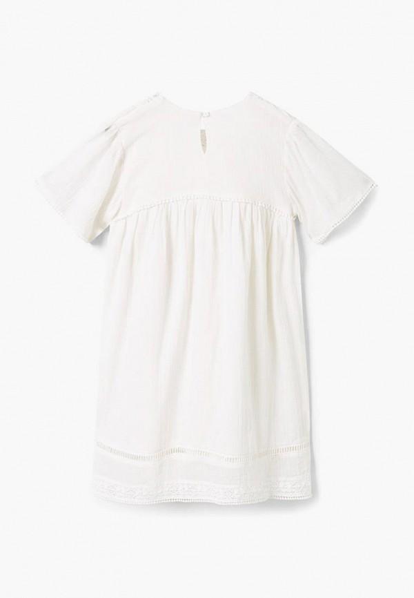 Платья для девочки Mango Kids 33093736 Фото 2